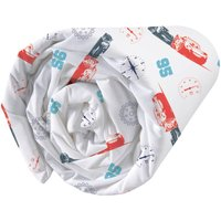 Cars Childs Fitted Sheet