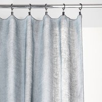 Noctuelle Linen Single Net Curtain