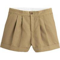 Cotton/Linen Shorts