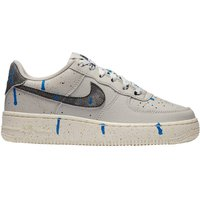 Kids Air Force 1 Lv8 3 Leather Trainers.