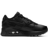 Kids Air Max 90 Leather Trainers.