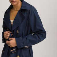 Lightweight Long Trench Coat