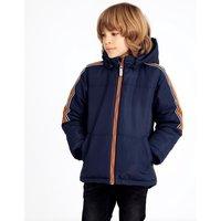 Warm Hooded Jacket, 8-14 Years.