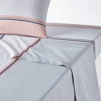 Nayma Geometric Cotton Flat Sheet