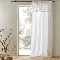 Pimppola Single Linen Curtain