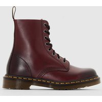 Dr. Martens Lace-up Boots red Pascal Antique rot 4