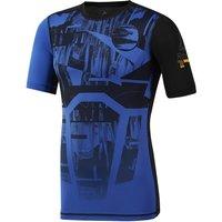 Kompressions-T-Shirt DU3957 OST SS COMP TEE