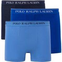 Polo Ralph Lauren 3 pack trunks in black - Black