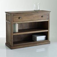 La Redoute Interieurs Lunja Solid Pine Console Table
