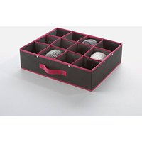 12-Compartment Drawer Organiser