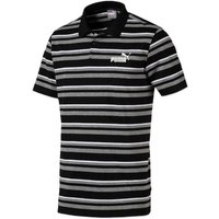 Gestreiftes Poloshirt Stripe J Polo mit kurzen Ärmeln