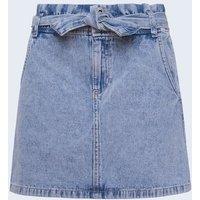 Denim Mini Skirt, 8-16 Years