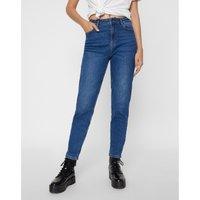 High Waist Mom Jeans.