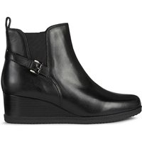 Anylla Wedge Ankle Boots