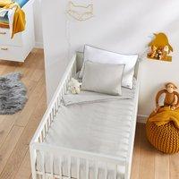 Funda nórdica lisa para bebé bébé