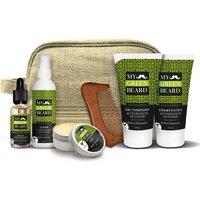 Beard Growth Accelerator Kit