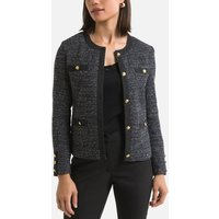 Tweed Fitted Jacket
