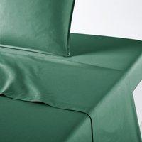 Lyo Plain Flat Sheet in Cotton/Lyocell