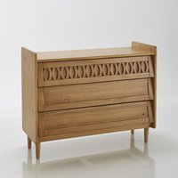 Malu Solid Pine Chest of 3 Drawers