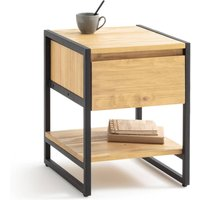 Hiba 1-Drawer Bedside Table