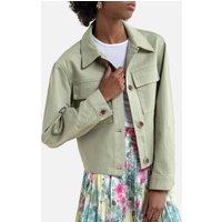 Cotton Short Jacket at La Redoute Catalogue