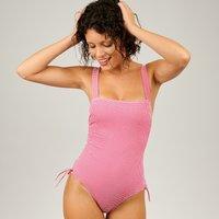 Brigitta Gingham Check Swimsuit