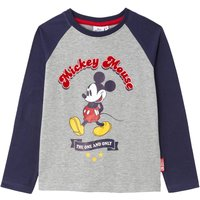 Cotton Long-Sleeved T-Shirt, 3-12 Years.