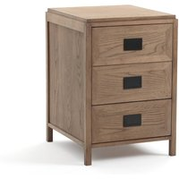 Ling Bedside Table with 3 Drawers