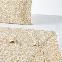 Albizia Cotton Muslin Flat Sheet