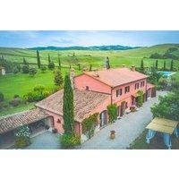 Vakantie accommodatie Toscane,Siena en omgeving Italie 15 personen