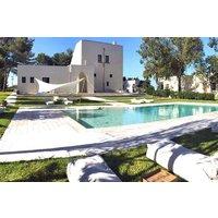 Vakantie accommodatie Puglia Italie 18 personen