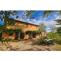 Vakantie accommodatie Umbrie Italie 8 personen