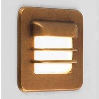 Astro Arran LED recessed light  angular