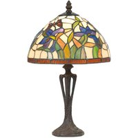 ELANDA table lamp in the Tiffany style