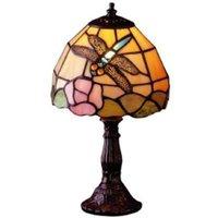 Tiffany style table lamp JANNEKE