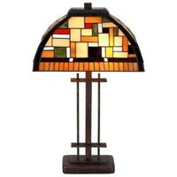MOSAICA   table lamp in Tiffany style
