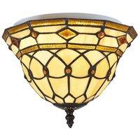 Appealing LED ceiling light Jarai