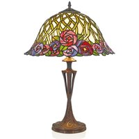 Floral table lamp Melika