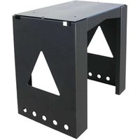 Versatile Stand 8002 letterbox stand  black