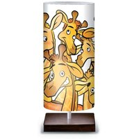 Amusing table lamp Giraffe