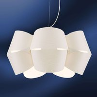 Extravagant hanging light Mini Alien  white