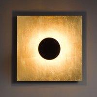 Stylish wall light Nest  black and gold