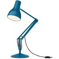 Anglepoise Type 75 table lamp Margaret Howell blue