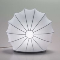 Axolight Muse table lamp in white  33 cm high