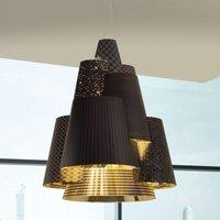 Axolight Melting Pot 120 hanging light  brown gold