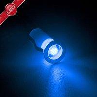 Ten Cosa LED recessed lights  1 5 cm  blue