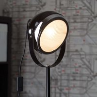 Spotlight floor lamp RIDER  black