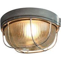 Round bulkhead light Lauren