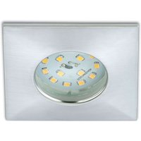 Luca LED recessed light IP44  aluminium