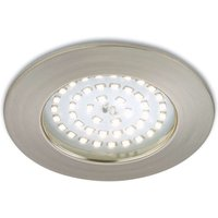 Accent giving LED recessed light Paul  matt nickel